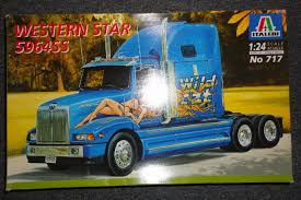 Western Star 5964 SS 1/24 Semi Tractor Truck Wild Cat Plastic Model ... Icm 35453 Model Kit Khd S3000ss Tracked Wwii German M Mule Semi Tamiya 114 Semitruck King Hauler Tractor Trailer 56302 Rc4wd Semi Truck Sound Kit Youtube Vintage Amt 125 Gmc General Truck 5001 Peterbilt 389 Fitzgerald Glider Kits Vintage Mack Cruiseliner T536 Unbuilt Ebay Bespoke Handmade Trucks With Extreme Detail Code 3 Models America Inc Fuel Tank Horizon Hobby Small Beautiful Lil Big Rig And Kenworth Cruiseliner Sports All Radios 196988 Astro This Highway Star Went Dark As C Hemmings Revell T900 Australia Parts Sealed 1