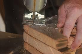 DIY Wood Project Using Old Reclaimed Easy Shelf Brackets Corbels