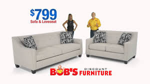 Bobs Furniture Sofa Bed Mattress by Bob U0027s Discount Furniture 799 Living Room Sets Youtube