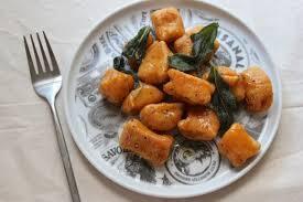 Pumpkin Gnocchi Recipe by Pumpkin Gnocchi With Sage Brown Butter Rachael Ray