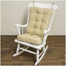 100 Navy Blue Rocking Chair Dark Solid Fabric Cushions For By Daiwa