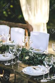 Decorated Elegant Wooden Wedding Table In Rustic Style With Eucalyptus.. Supply Yichun Hotel Banquet Table And Chair Restaurant Round Wedding Reception Dinner Setting With Flower 2017 New Design Wedding Ding Stainless Steel Aaa Rents Event Services Party Rentals Fniture Hire Company In Melbourne Mux Events Table Chairs Ceremony Stock Photo And Chair Covers Cross Back Wood Chairs Decorations Tables Unforgettable Blank Page Cheap Ohio Decorated Redwhite Flowers 23 Beautiful Banquetstyle For Your Reception