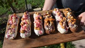 hubert cuisine elaborate eclairs hit the examiner