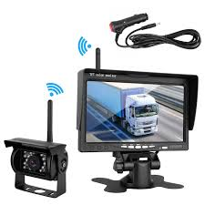 100 Truck Camera System Amazoncom DohonesBest Wireless Backup And Monitor Kit For