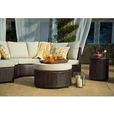 Sirio Patio Furniture Covers by Amazon Com Starsong Ms038 Borealis 8 Piece Deep Seating Group