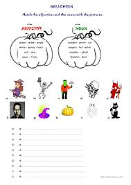 Halloween Acrostic Poem Worksheet by A Cauldron Of Spooky Words For Your Halloween Writers In The