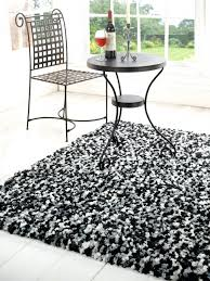 area rugs amazing black and white rugs area target shag