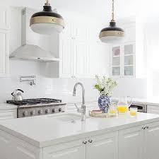 black and gold kitchen pendant lights design ideas