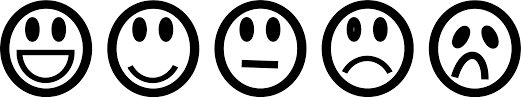 Smiley Collection Black And White Free Smiling Clipart Mouth