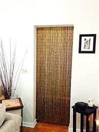 Beaded Door Curtains Walmart by Bamboo Beaded Curtains U2013 Teawing Co