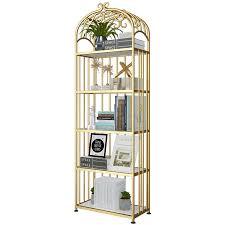 bad regal boden rack luxus gebürstet gold display rack