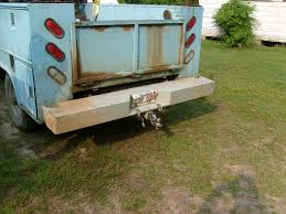 Any One Have Homemade Rear Bumpers? - Dodge Diesel - Diesel Truck ...