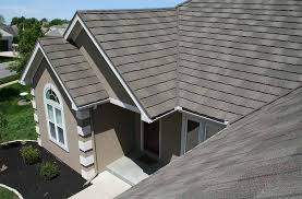 tile roofing cost grey flat style villa ceramic tile roofing for