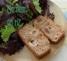 cuisine chataigne cake à la farine de châtaigne figues et roquefort cakes salés