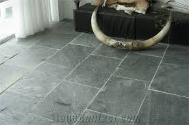 excellent decoration grey slate floor tiles silver tile india from