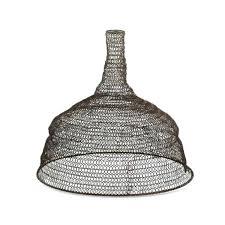 Metal Pendant Lamp Shades Domed Metal Pendant Light Shade