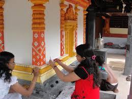 Famous Kerala Mural Artists by Dhyanasankalpam An Openstudio July 2012