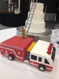 100 Truck Wedding Cake Fire Truck Ms Lauras S