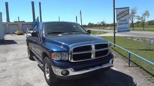 2003 Dodge Ram 1500 SLT Hemi Review - YouTube