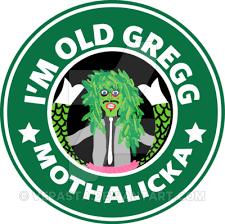 Old Gregg Starbucks Logo By VePasta