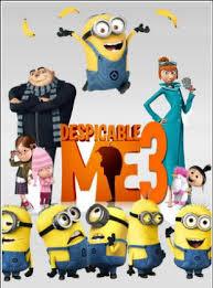 Sunt Un Mic Ticalos 3 Despicable Me 2017 Filme Online