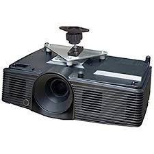 amazon com projector ceiling mount for optoma eh330 eh331 gt760a
