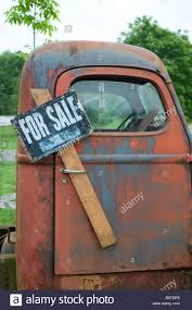Old Truck With A For Sale Sign Stuck In The Handle Stock Photo ... Old Truck In Autumn Has For Sale Sign New England Stock Photo 2009 Intertional 4300 Altec At41m Bucket Truck M052361 1997 Skyhoist Rx87 Crane M101451 Elliott G85r Sign M77849 Trucks Van Ladder Elevating You To New Heights Service For Employment Job Listings The Syndicate Estate Agents Allen Signs 2016 1998 4700 L55 M011961
