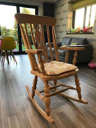 Solid Wood Rocking Chair | In Ruddington, Nottinghamshire | Gumtree Crown Mark 2322 Barney Midcentury Modern Brown Finish Ding Table We Dont Really Use The Rocking Chair So I Think He Knows How Harris Blue Velvet Accent Chair Pink Childs Rocking Childrens Kids Bedroom Butter Natural Almond Meal 13 Oz Walmartcom Media Tweets By And Beau Barney_and_beau Twitter Traemore Linen 2740321 Chairs Motts Baby Rocker Banjo Mckenna Happy Farmer Grey Recliners Tiltbacks Smith Brothers Of Berne Danish La Flagg Parallel Coffee For Drexel