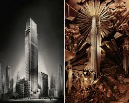 100 Nomad Architecture Rockefeller Center Developer Reveals First NYC Residential Tower In
