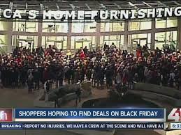 Hundreds wait in the cold for Black Friday deals KSHB 41