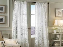 white panel curtains amazoncom united curtain monte carlo