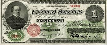Symbols on American Money Philadelphia Fed