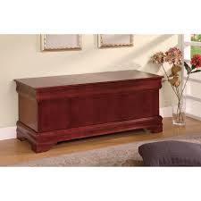 Coaster Company Cedar Chest Warm Brown