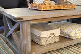 The Most Ana White Rustic X Coffee Table Diy Projects Pertaining To Tables Decor