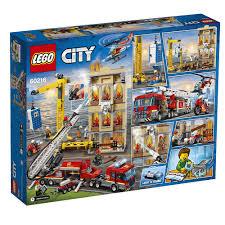 100 Lego Fire Truck Games LEGO City Downtown Brigade 60216 LEGO ToysRUs