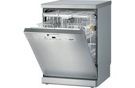 Miele Clean Steel Freestanding Dishwasher G4203SC ACTIVE CLST