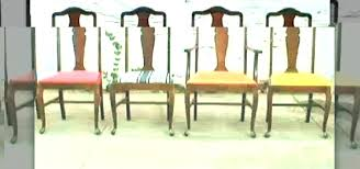 Antique Dining Room Set How To Re Upholster Vintage Chairs A Construction Repair Tables For Sale South Africa