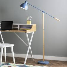 Hektar Floor Lamp Dark Gray by Wayfair Floor Lamps With Tables Traditional Tags 53 Surprising