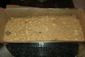 apfel bananen nuss kuchen