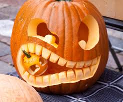 Cool Pumpkin Carving Minion by Appealing Pumpkins Carving Ideas With Pumpkin Carving Faces Also