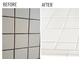 Polyblend Ceramic Tile Caulk Drying Time by Cup Half Full Kitchen Counter Makeover Painted Grout