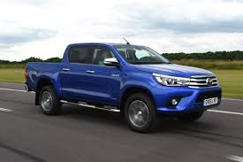 New Toyota Hilux Pick-up 2016 Review | Auto Express