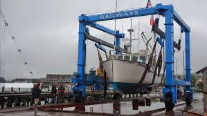 Wicked Tuna Boat Sinks by Dave Marciano U0027s Hard Merchandise Hauled Out At The East Gloucester