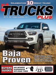 Trucks Plus Aug-Sept 2017 By RPM Canada - Issuu