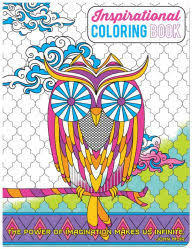 Title Inspirational Coloring Book Author Piccadilly