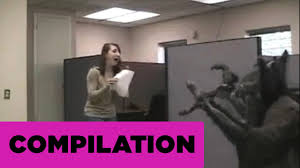 Halloween Scare Pranks by Funny Scare Pranks In The Office Afv Youtube