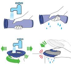 Dyson Dc65 Multi Floor Manual by Dyson Dc65 Support Filter Washing Step By Step Guide Dyson Com