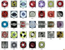 Blue Prescription Halloween Contacts by Prescription Halloween Contacts And Non Prescription Halloween