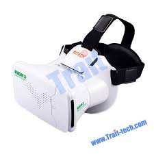 Ritech III Virtual Reality 3D Glasses 360 Degree Viewing VR