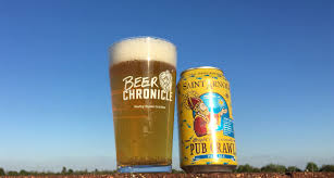 St Arnolds Pumpkinator 2017 by Pub Crawl Pale Ale Saint Arnold Beer Chronicle Sharing